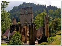 Ruines du Monastère d'Allerheiligen-0006