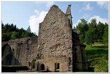 Ruines du Monastère d'Allerheiligen-0013