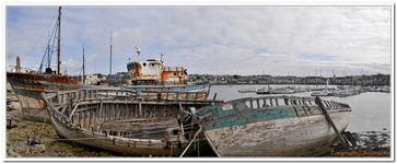 Cimetière bateaux à Camaret-sur-Mer-0002