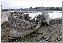Cimetière bateaux à Camaret-sur-Mer-0005