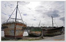 Cimetière bateaux à Camaret-sur-Mer-0009