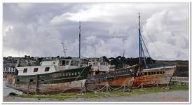 Cimetière bateaux à Camaret-sur-Mer-0012