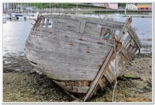 Cimetière bateaux à Camaret-sur-Mer-0017