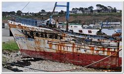 Cimetière bateaux à Camaret-sur-Mer-0018