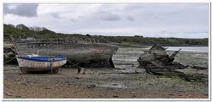 Cimetière bateaux à Rostellec-0003