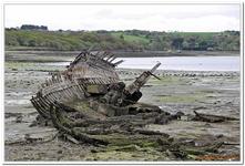 Cimetière bateaux à Rostellec-0004