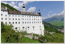 Benediktinerkloster Marienberg à Burgeis 2017-0006
