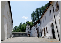 Benediktinerkloster Marienberg à Burgeis 2017-0017