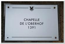 Chapelle de l\'Oberhof à Kaysersberg-0001