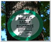 Le rocher Ste-Richarde-0001