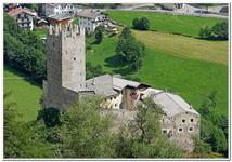 Benediktinerkloster Marienberg à Burgeis 2017-0002
