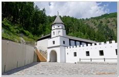 Benediktinerkloster Marienberg à Burgeis 2017-0009