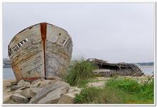 Cimetière à bateaux du Magouër-0033