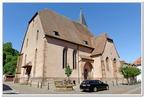 Église Saint-Jean-l'Évangéliste de Wissembourg